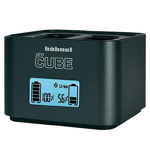 Hahnel ProCube Twin Charger for DSLR - Ex Display