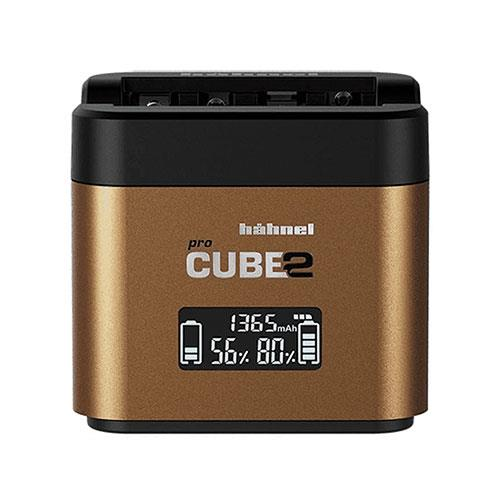 Hahnel proCube 2 Charger Olympus - Ex Display