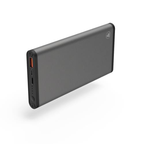 Hama PD-12S Power Pack, 12000 mAh, anthracite