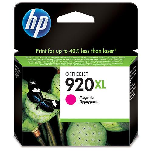 HP 920XL Hi Yield Magenta Ink Cartridge