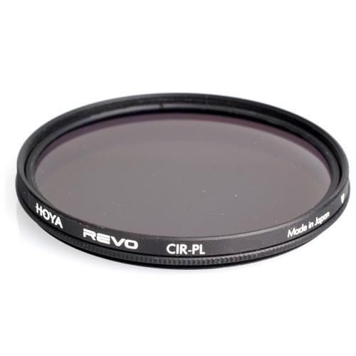 Hoya 55mm Revo SMC Circular Polariser Filter