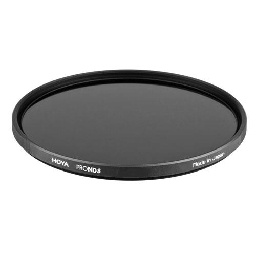 Hoya 55mm Pro ND8 Filter