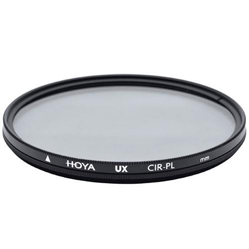 Hoya 62mm UX Circular Polarising Filter