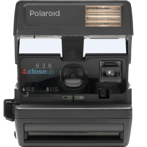 Polaroid Originals 600 Instant Camera in Black