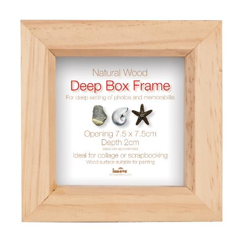 Innova Box Frame 3x3 Natural