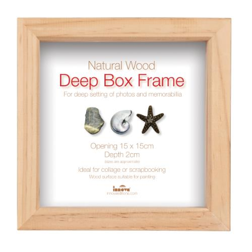 Innova Box frame 6x6 Natural