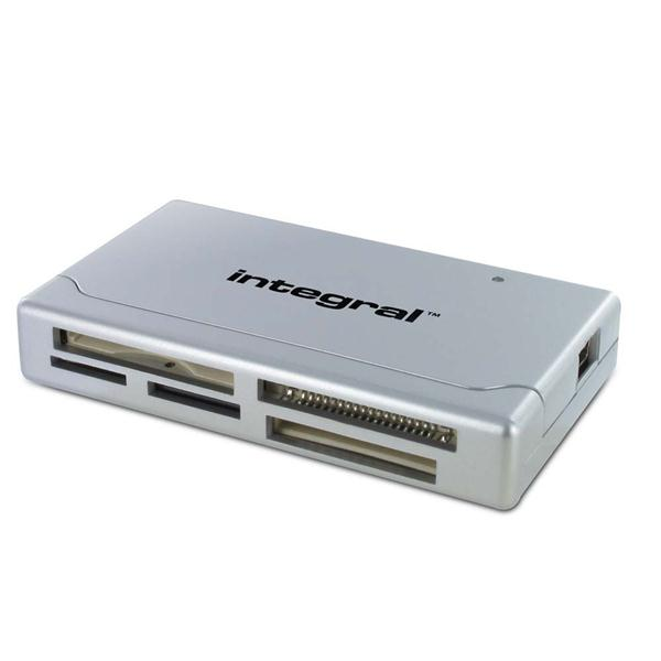 Integral Multi Card Reader