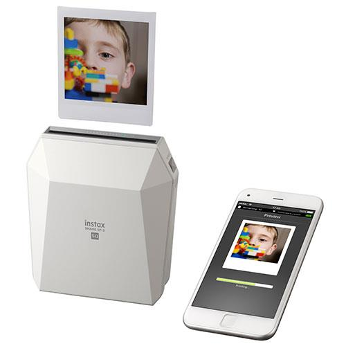 instax Share SP-3 Printer in White