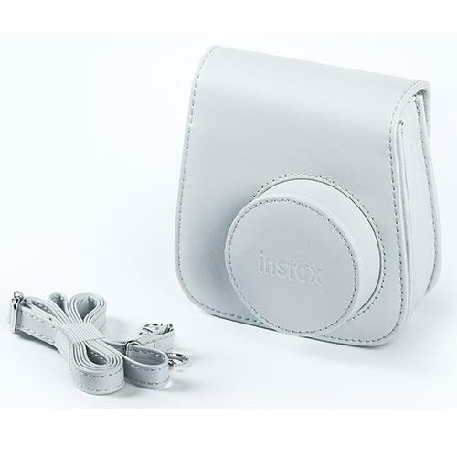 Instax Mini 9 Case in Smokey White