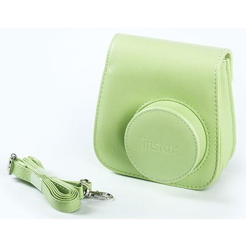 Instax mini 9 Case in Lime Green