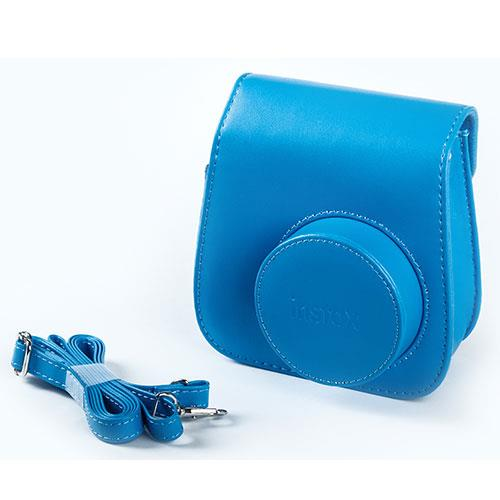 Instax Mini 9 Case in Cobalt Blue