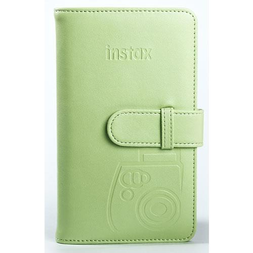 Instax Mini 9 Photo Album in Lime Green
