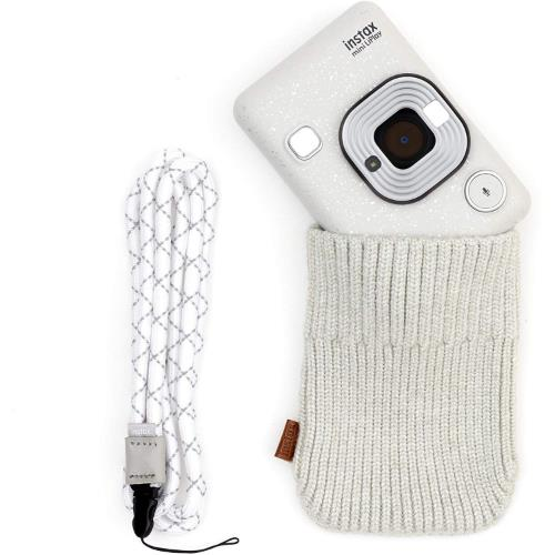 Instax LiPlay Accessory Bundle White