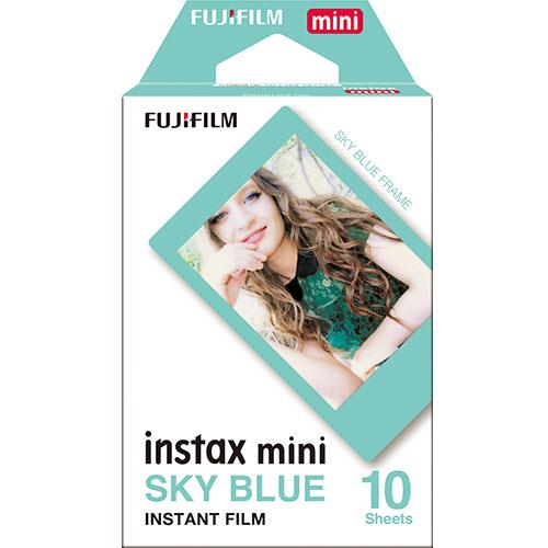 Instax Mini Blue Border Film