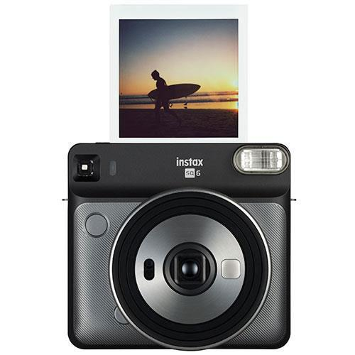 Instax Square SQ6 Instant Camera in Graphite Grey