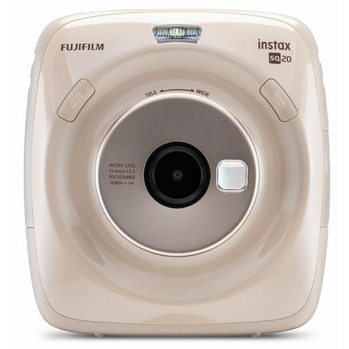 Instax Square SQ20 Instant Camera in Beige