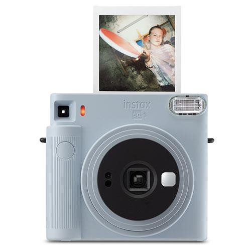 instax Square SQ1 Instant Camera in Glacier Blue