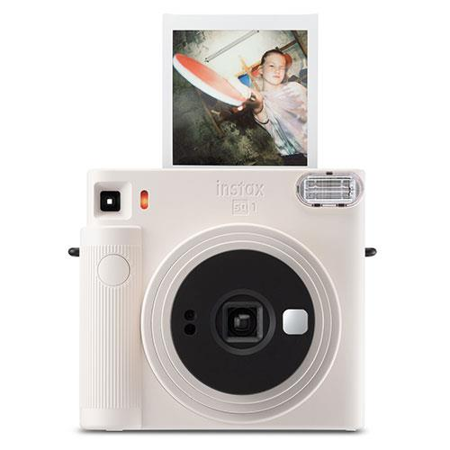 instax Square SQ1 Instant Camera in Chalk White