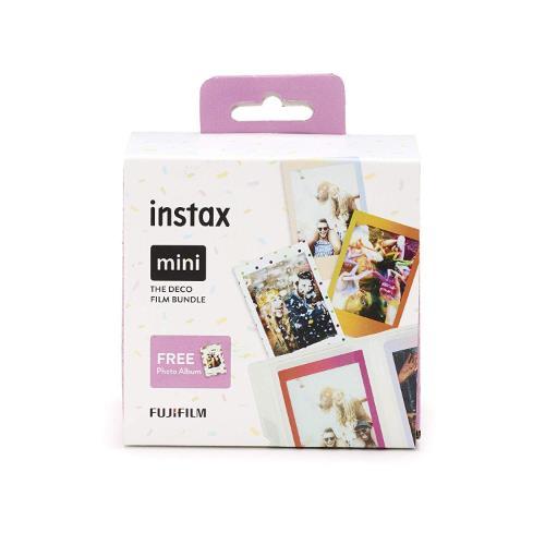 instax mini Film 30 Shot Pack with Free Photo Album