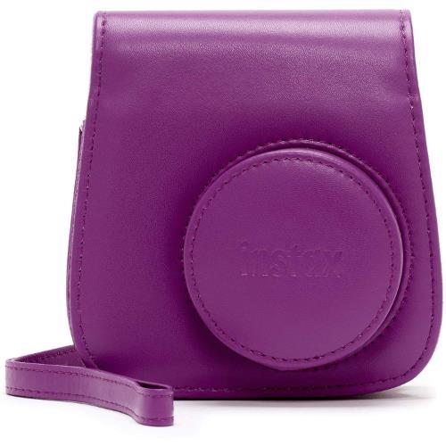 Instax Mini 9 Case in Purple