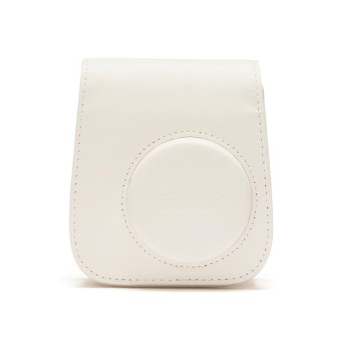 Instax Mini 11 Case In Ice White