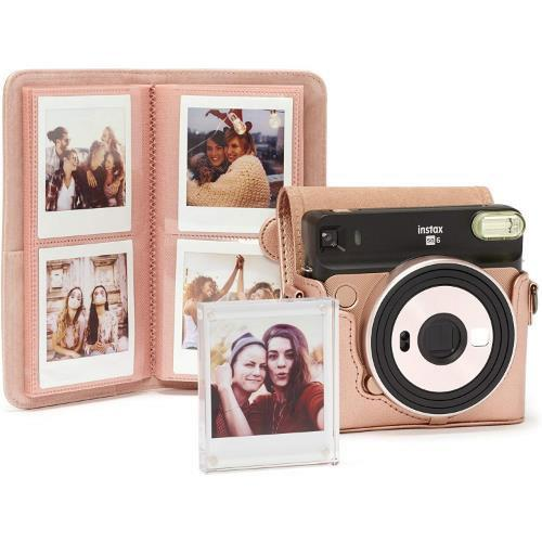 instax Square SQ6 Accessory Kit Blush Gold - Ex Display