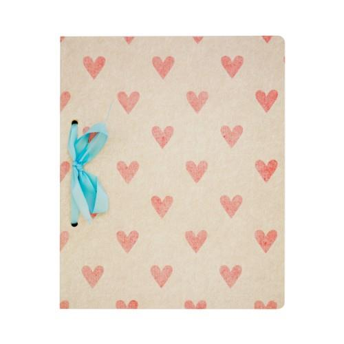 Instax Scrapbook Gift Pink Hearts