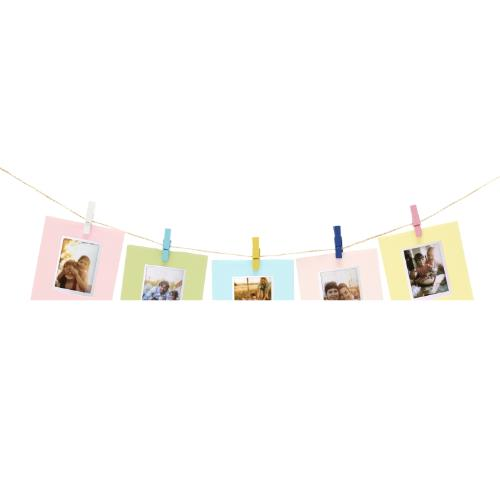 Instax mini Paper Card Banner (10 Pack)