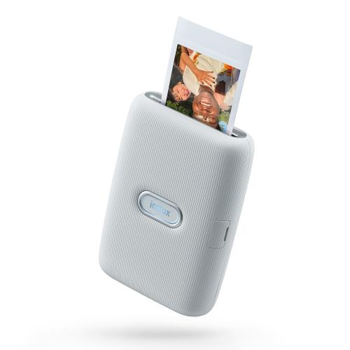 instax mini Link Printer in Ash White