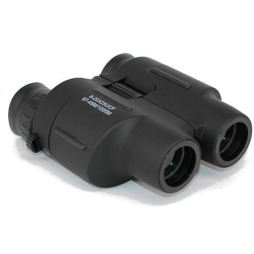 Jessops 8-20x25 Compact Zoom Binoculars