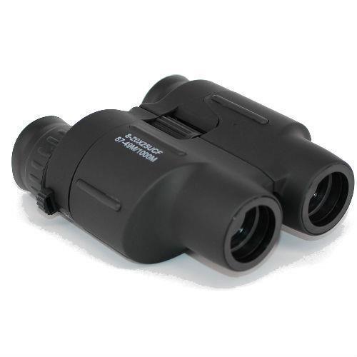 Jessops 8-20X25 Compact Zoom Binoculars - Ex Display