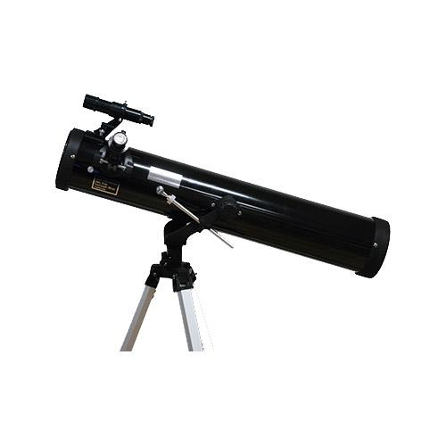 Jessops 700x76 Telescope - Black