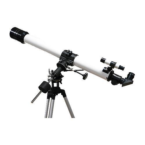 Jessops 900x70 Telescope - White - Ex Display