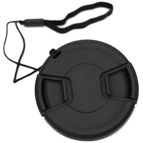 Jessops Lens Keep Cap 62mm