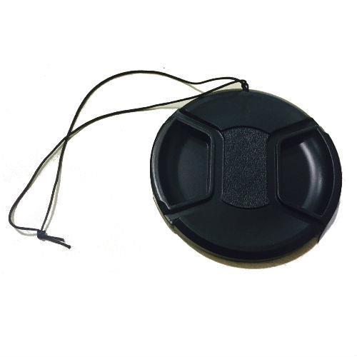 Jessops Lens Keep Cap 58mm