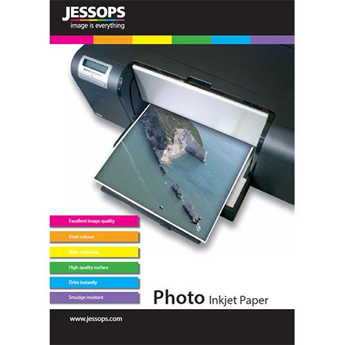Jessops Inkjet A4 Gloss Photo Paper 240gsm - 50 Sheets