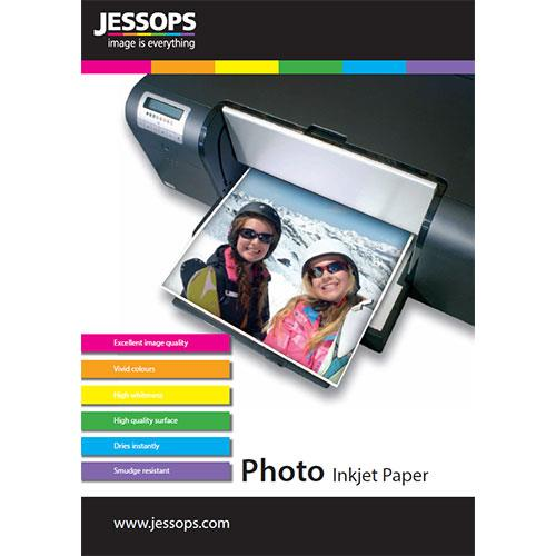 Jessops Inkjet A4 Satin Photo Paper 240gsm - 50 Sheets
