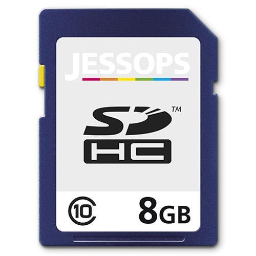 Jessops 8GB SDHC Memory Card
