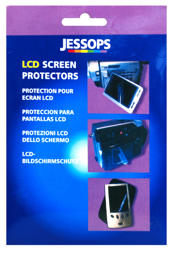 Jessops LCD Screen Protectors
