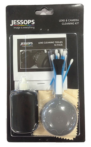 Jessops Lens and Camera Cleaning Kit