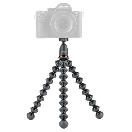 Joby GorillaPod 1K Flexible Mini Tripod with Ball Head Kit