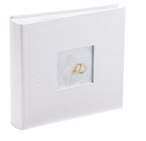 Kenro Pearl Rings Wedding Photo Album 200 6X4 (10X15cm)