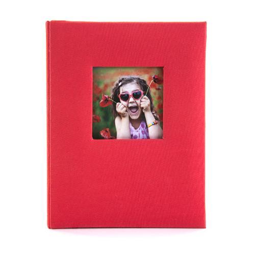 Kenro Aztec Mini Album 36 6x4' Red