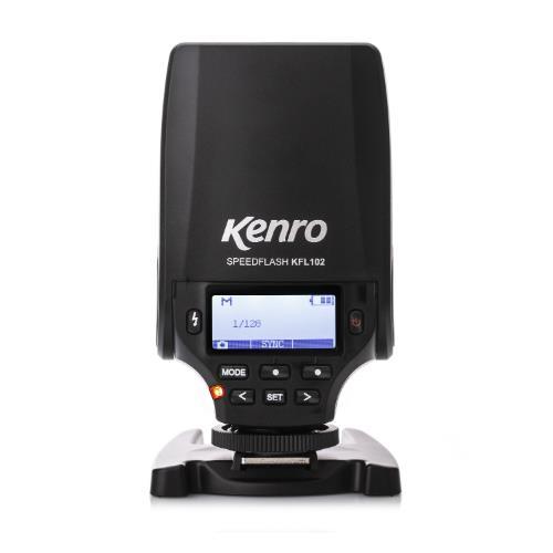 Kenro Mini Speedflash - Nikon Fit