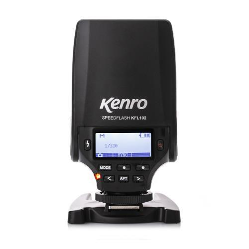 Kenro Mini Speedflash Canon Fit - Ex Display