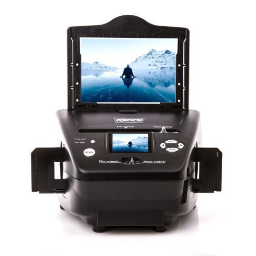 Kenro 4-in-1 Film and Photo Scanner Mark II