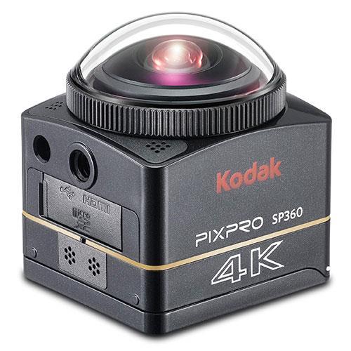 Kodak PIXPRO SP360 4K Action Cam Extreme Pack