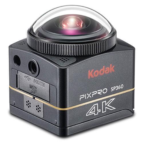Kodak PIXPRO SP360 4K Action Cam Extreme Pack - Ex Display