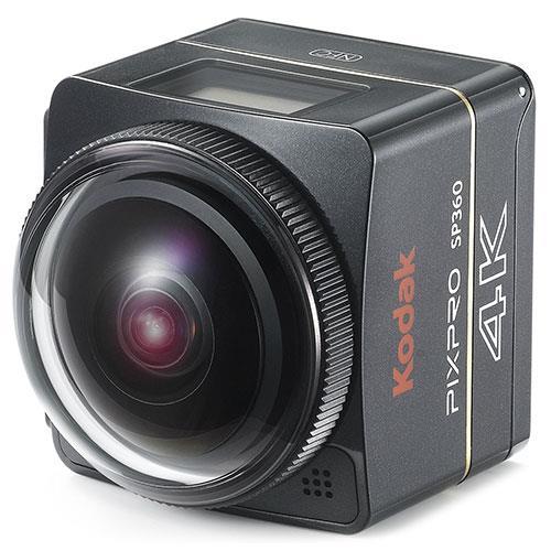 Kodak PIXPRO SP360 4K Action Cam Dual Pro - Ex Display