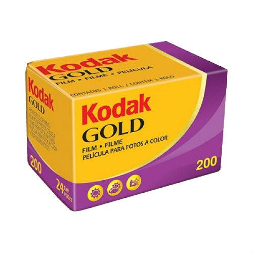 Kodak Gold 200 GB 135-24 Film